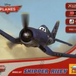 zvedza skipper Riley