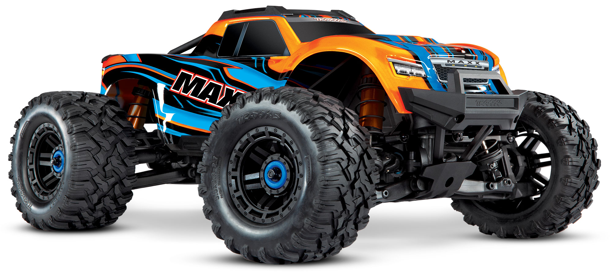 THE NEW MAXX® TRAXXAS